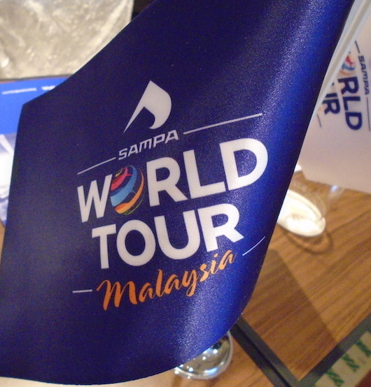 Sampa World Tour Malaysia