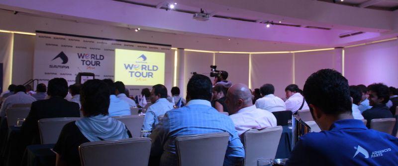 Sampa World Tour