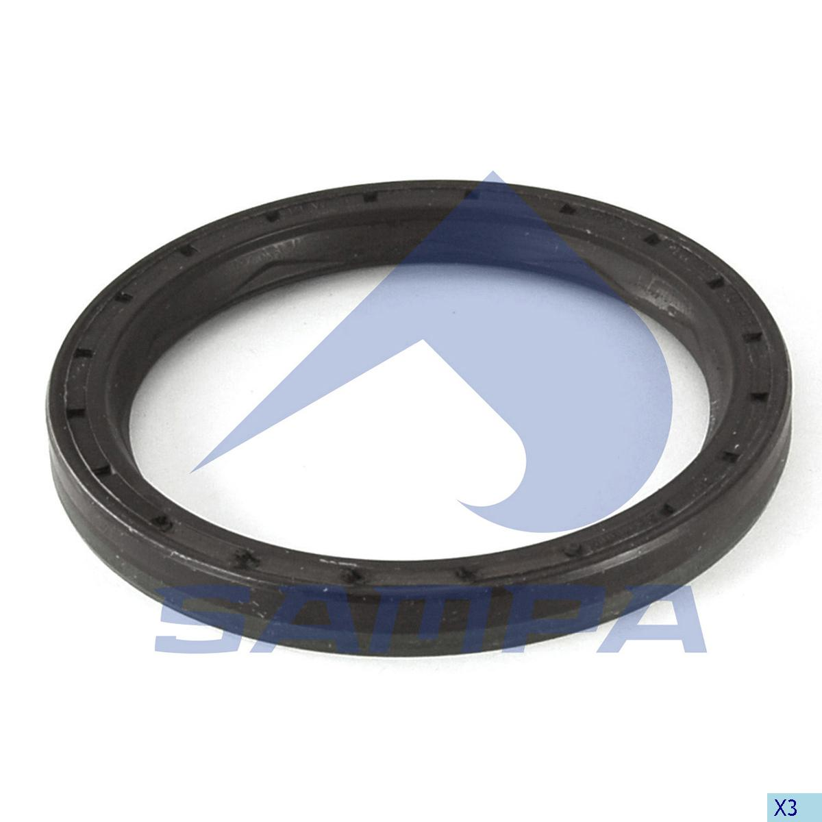 Seal Ring, Gear Box Housing, Mercedes, Gear Box