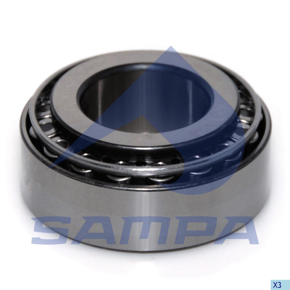 Bearing, Wheel Hub, Power Unit