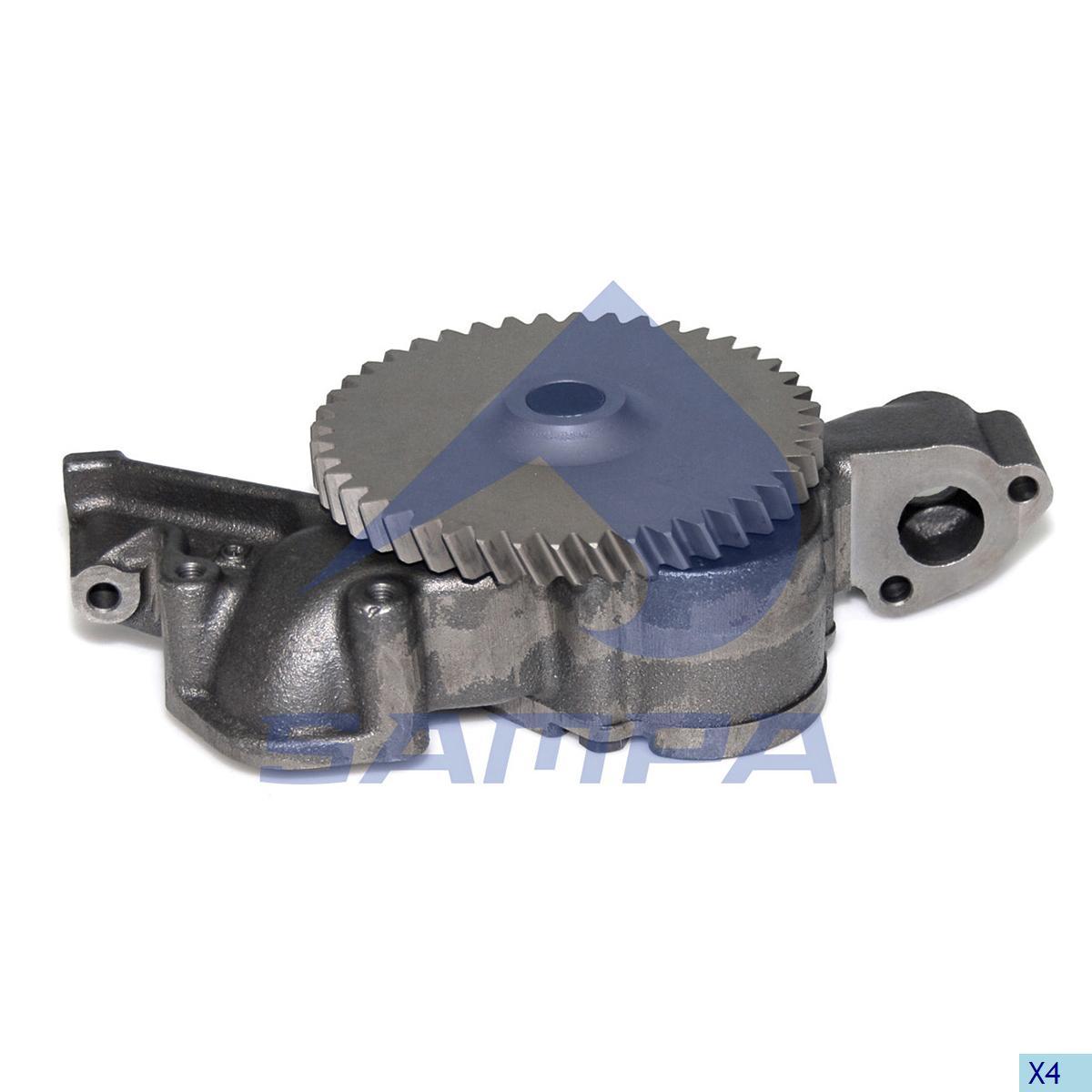 Oil Pump, Man, Engine