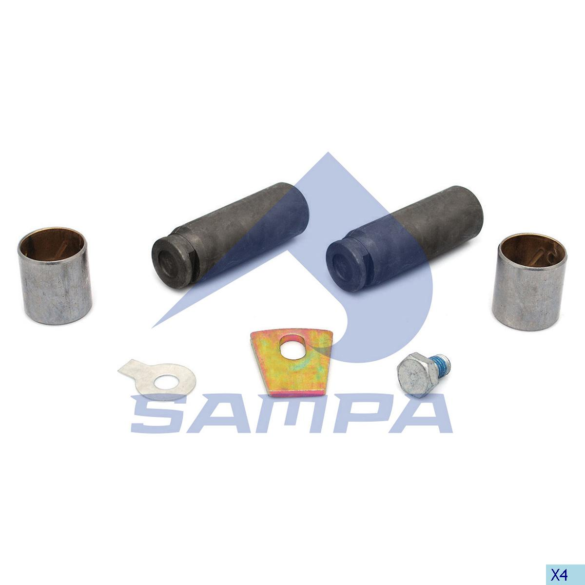 Repair Kit, Brake Shoe, Mercedes, Brake