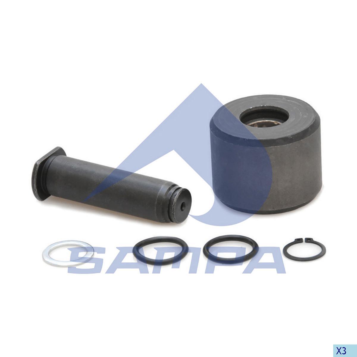 Repair Kit, Brake Shoe, Man, Brake