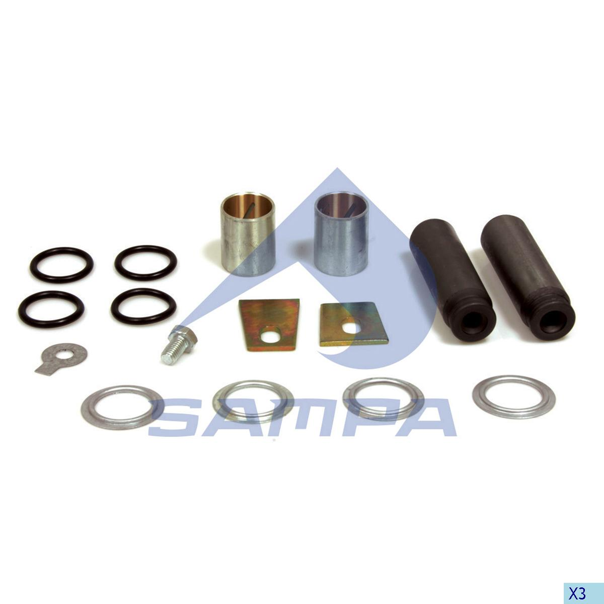 Repair Kit, Brake Shoe, Man, Brake