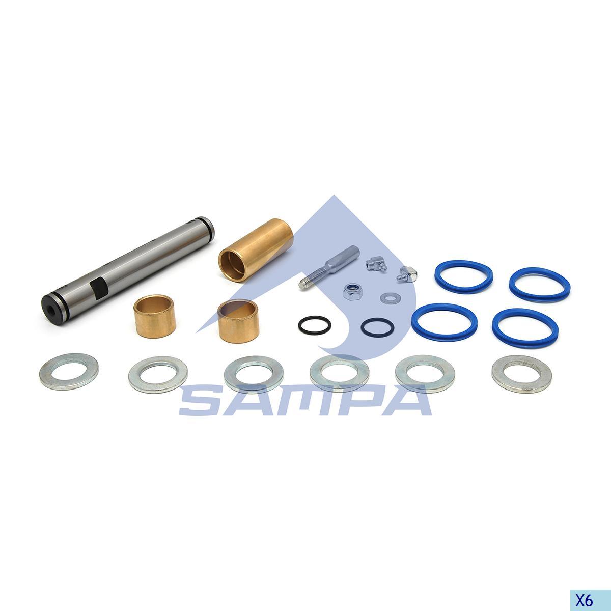 Repair Kit, Spring, Mercedes, Suspension