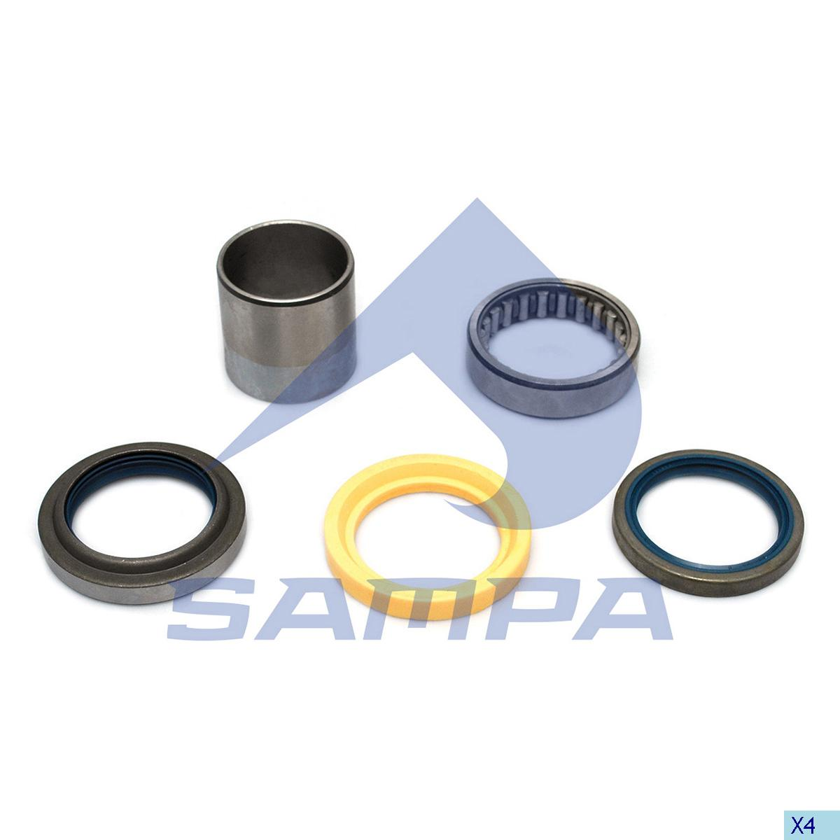 Repair Kit, Drive Shaft, Mercedes, Power Unit