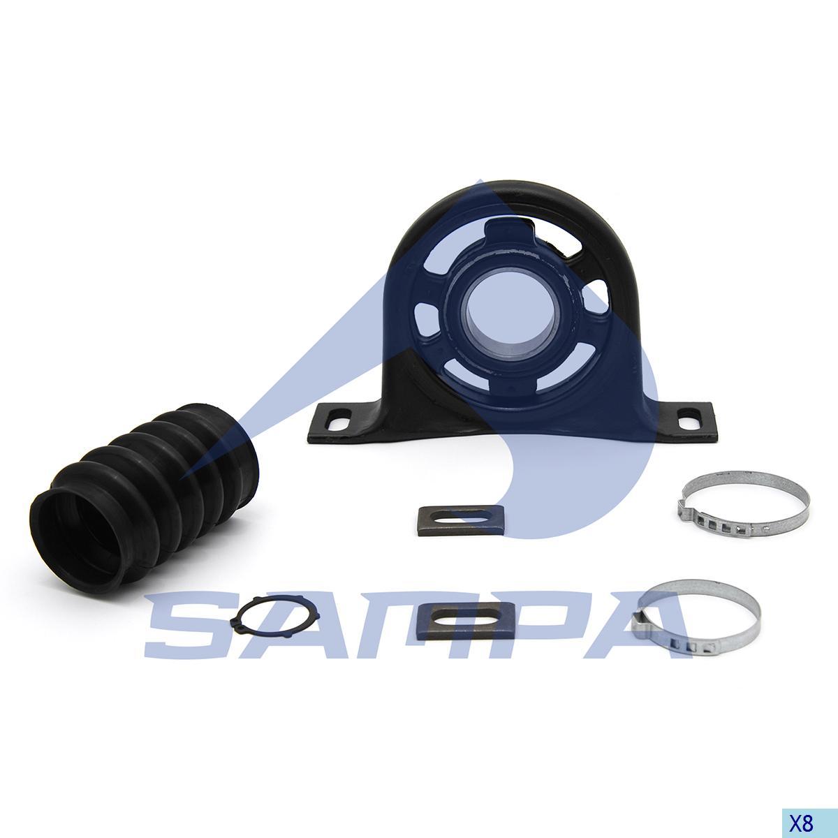 Repair Kit, Propeller Shaft Bearing, Mercedes, Propeller Shaft