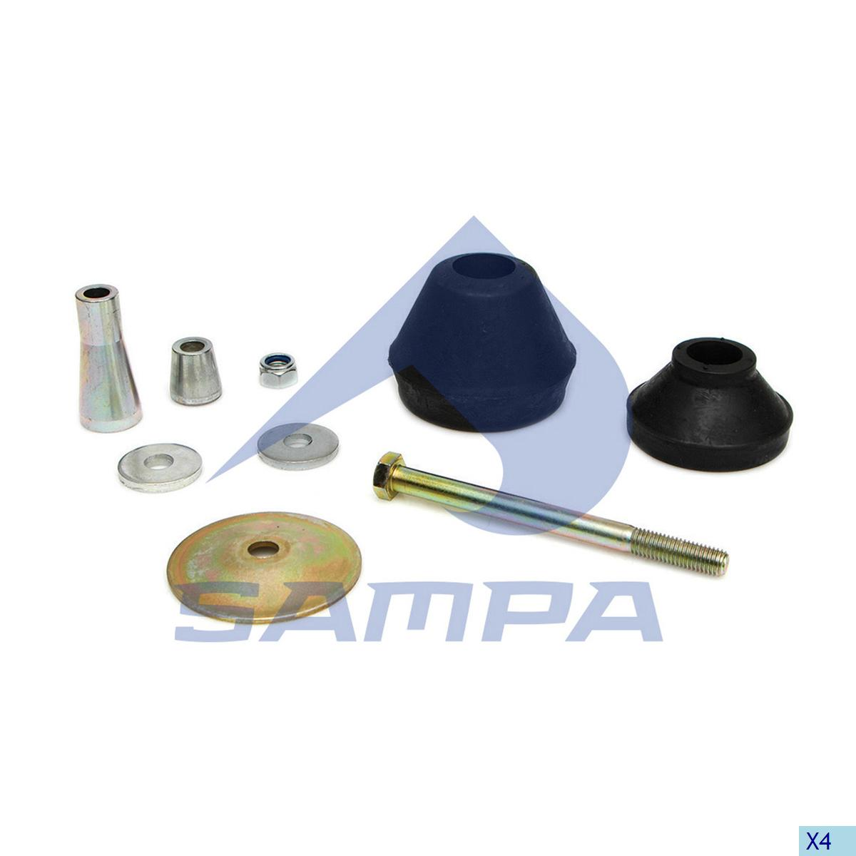 Repair Kit, Engine, Mercedes, Engine
