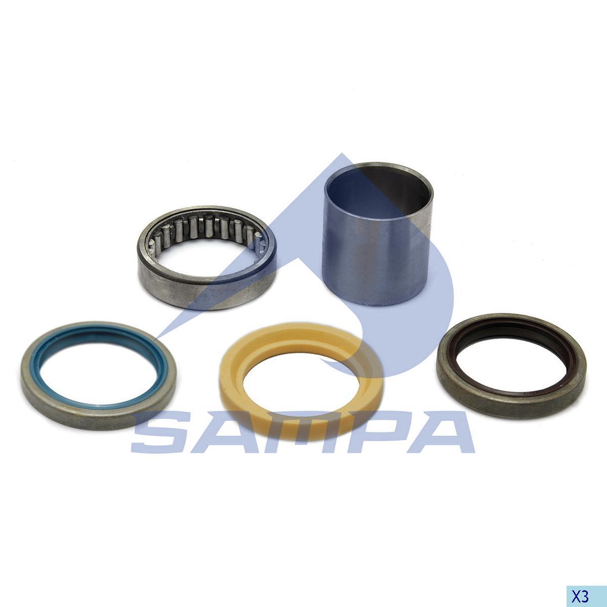 Repair Kit, Drive Shaft, Mercedes, Power Unit