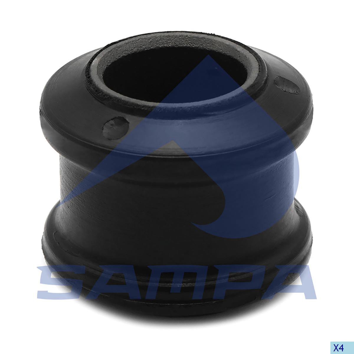 Rubber Bushing, Stabilizer Bar, Mercedes, Suspension