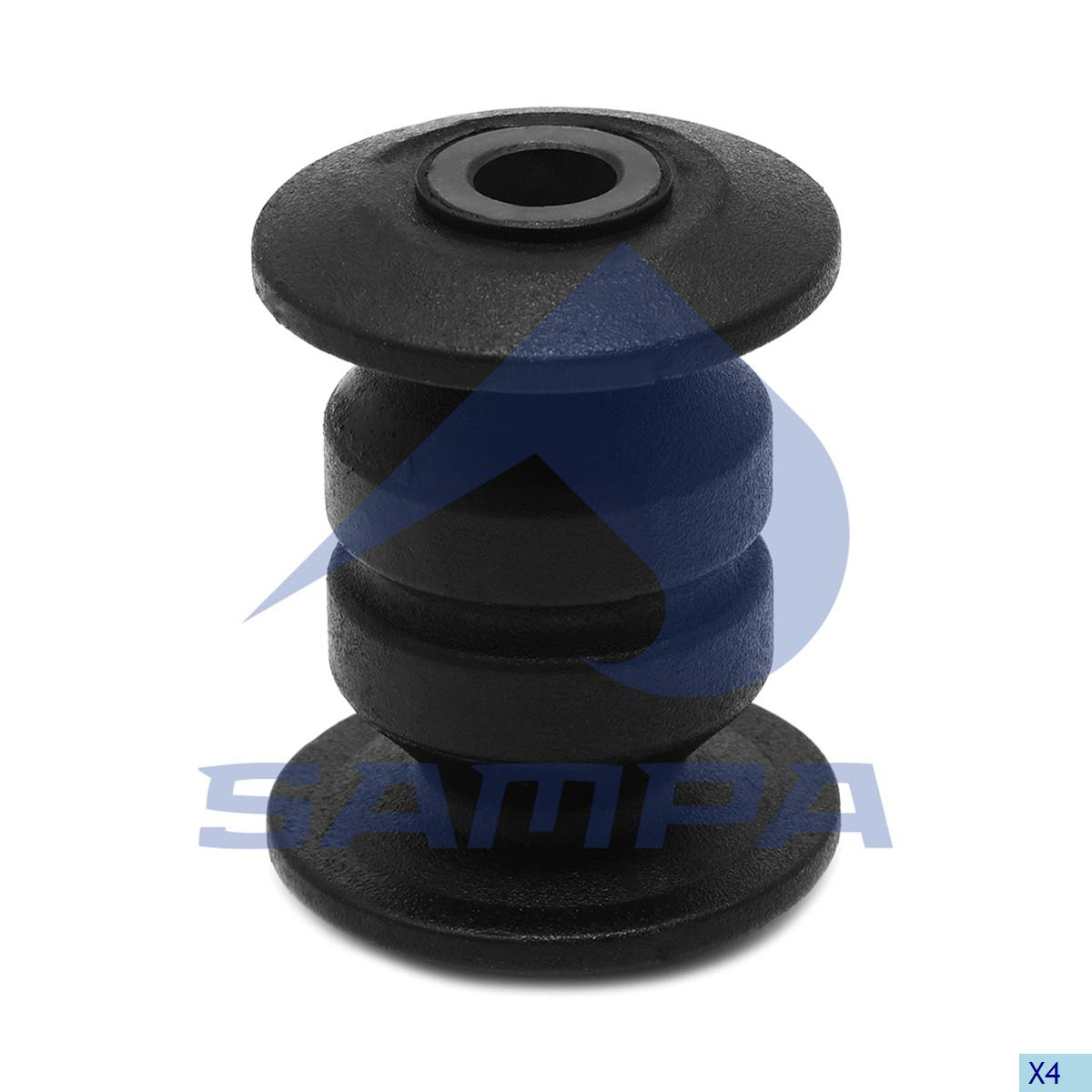 Rubber Bushing, Steering, Mercedes, Steering