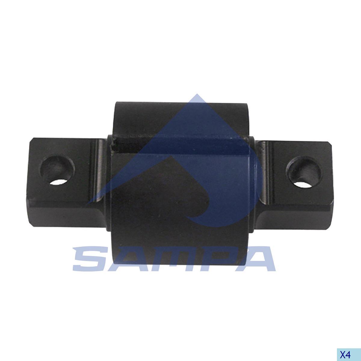 Silent Block, Axle Rod, Mercedes, Suspension