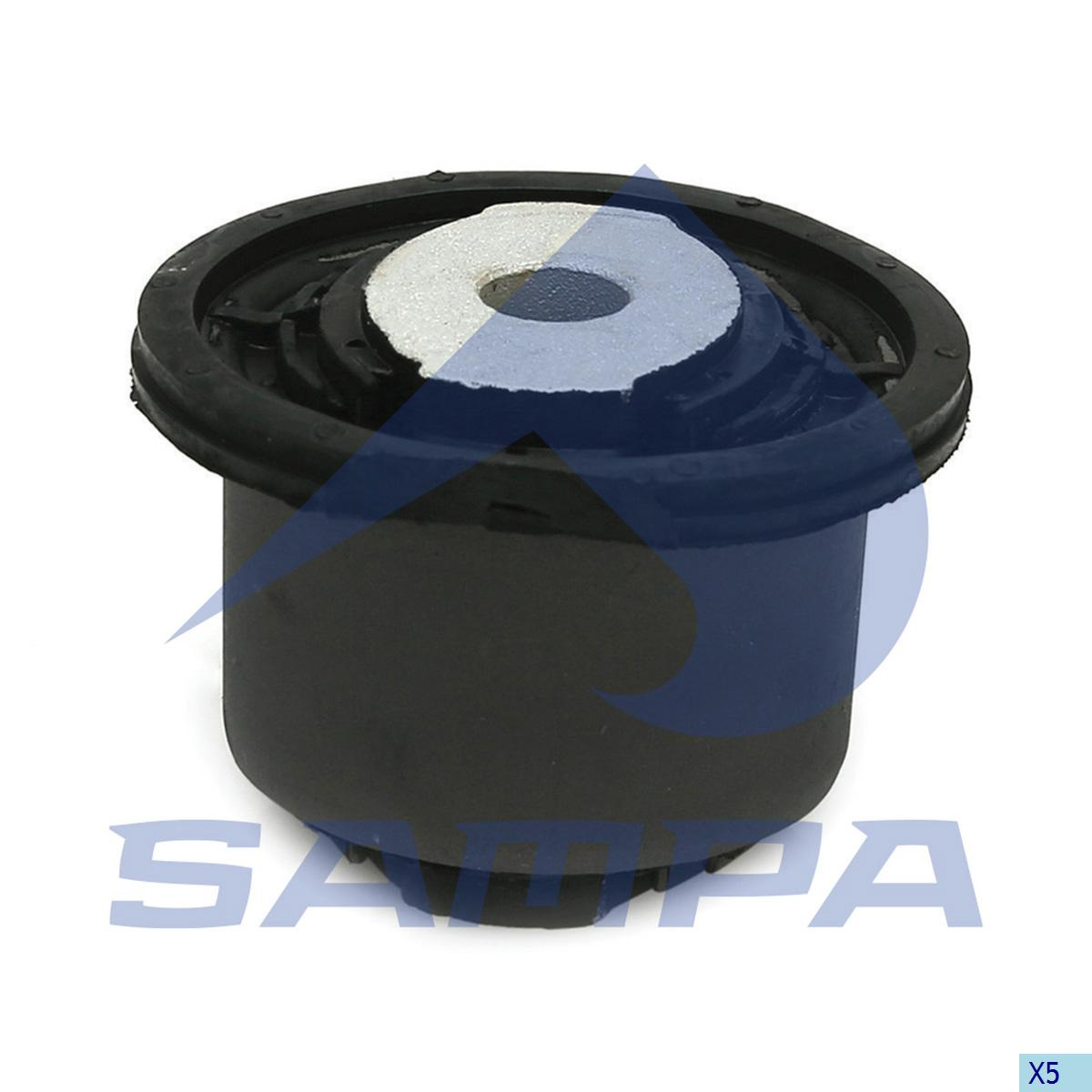 Rubber Bushing, Cab, Mercedes, Cab