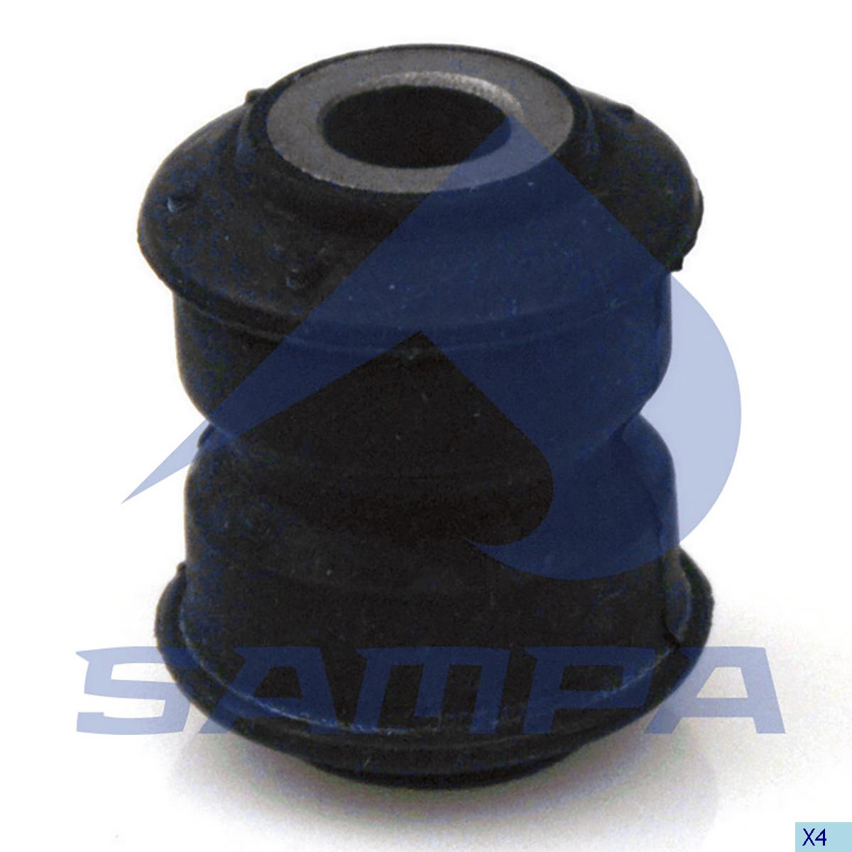 Rubber Bushing, Stabilizer Bar, Man, Suspension