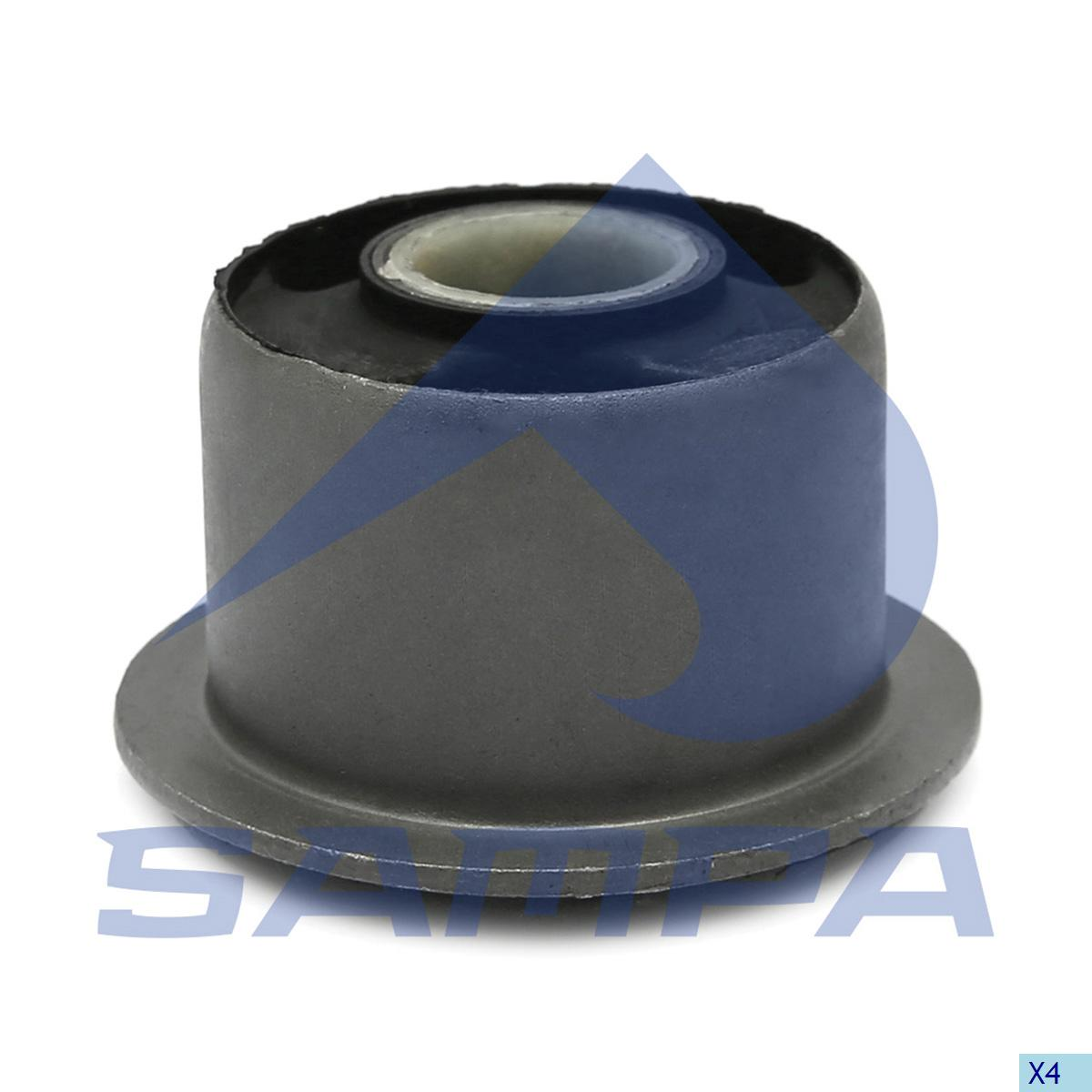 Rubber Bushing, Cab, Man, Cab