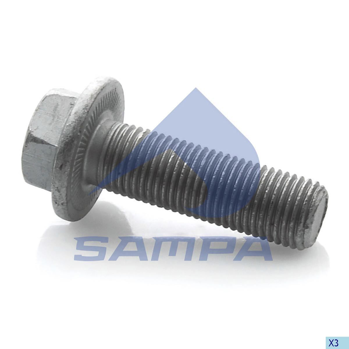 Screw, Traverse, Man, Chassis