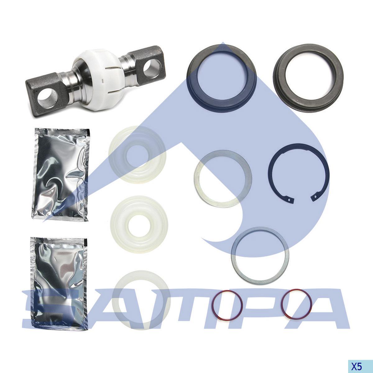 Repair Kit, Axle Rod, Man, Suspension