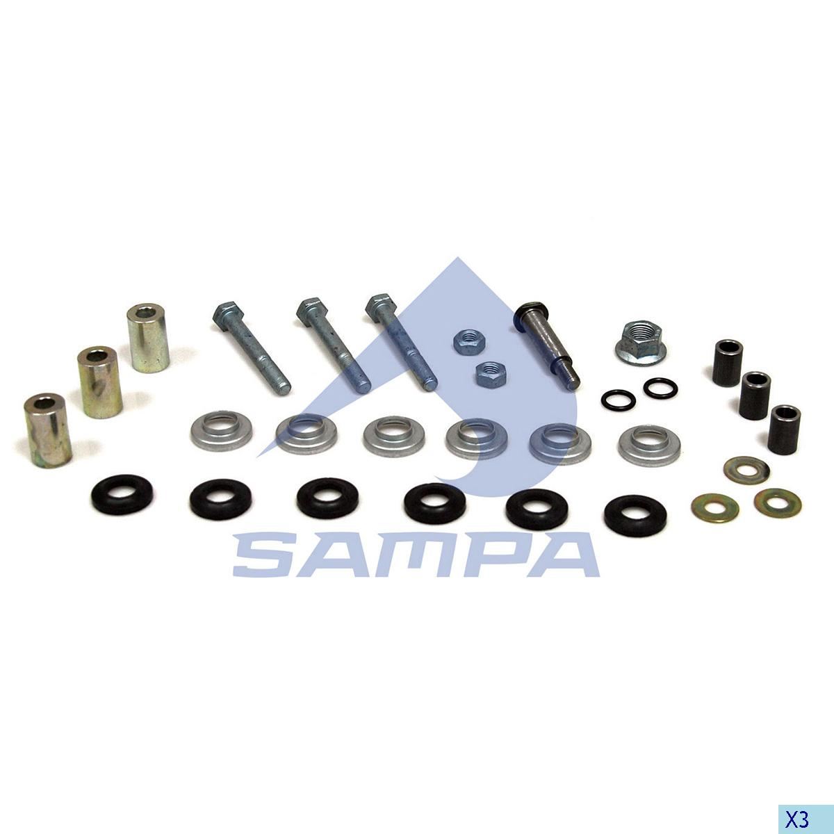 Repair Kit, Gear Shift, Man, Gear Box