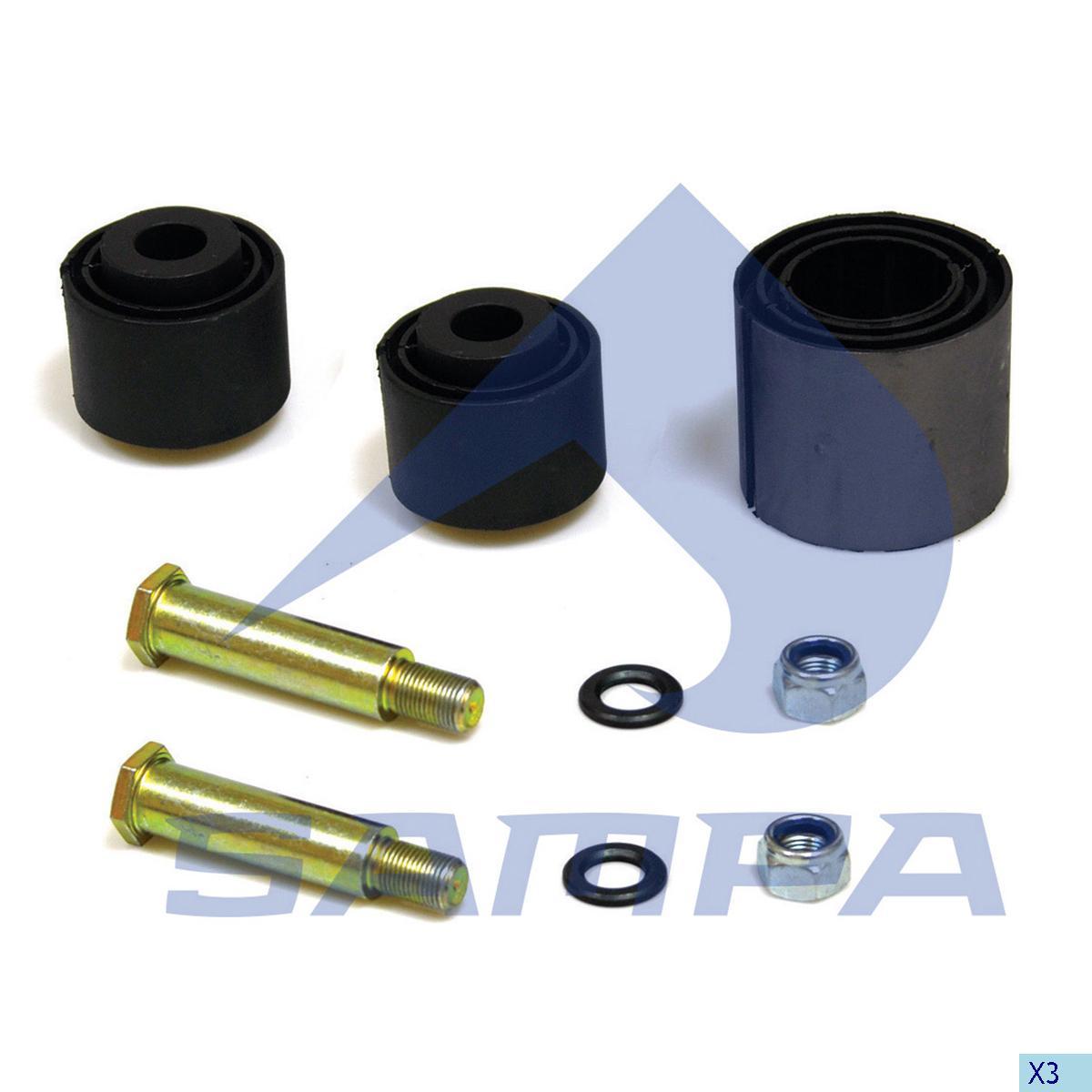 Repair Kit, Stabilizer Bar, Man, Suspension