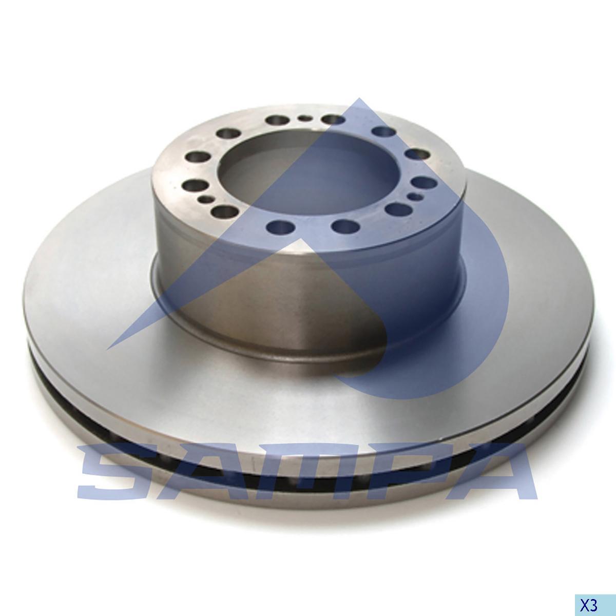 Brake Disc, Man, Brake