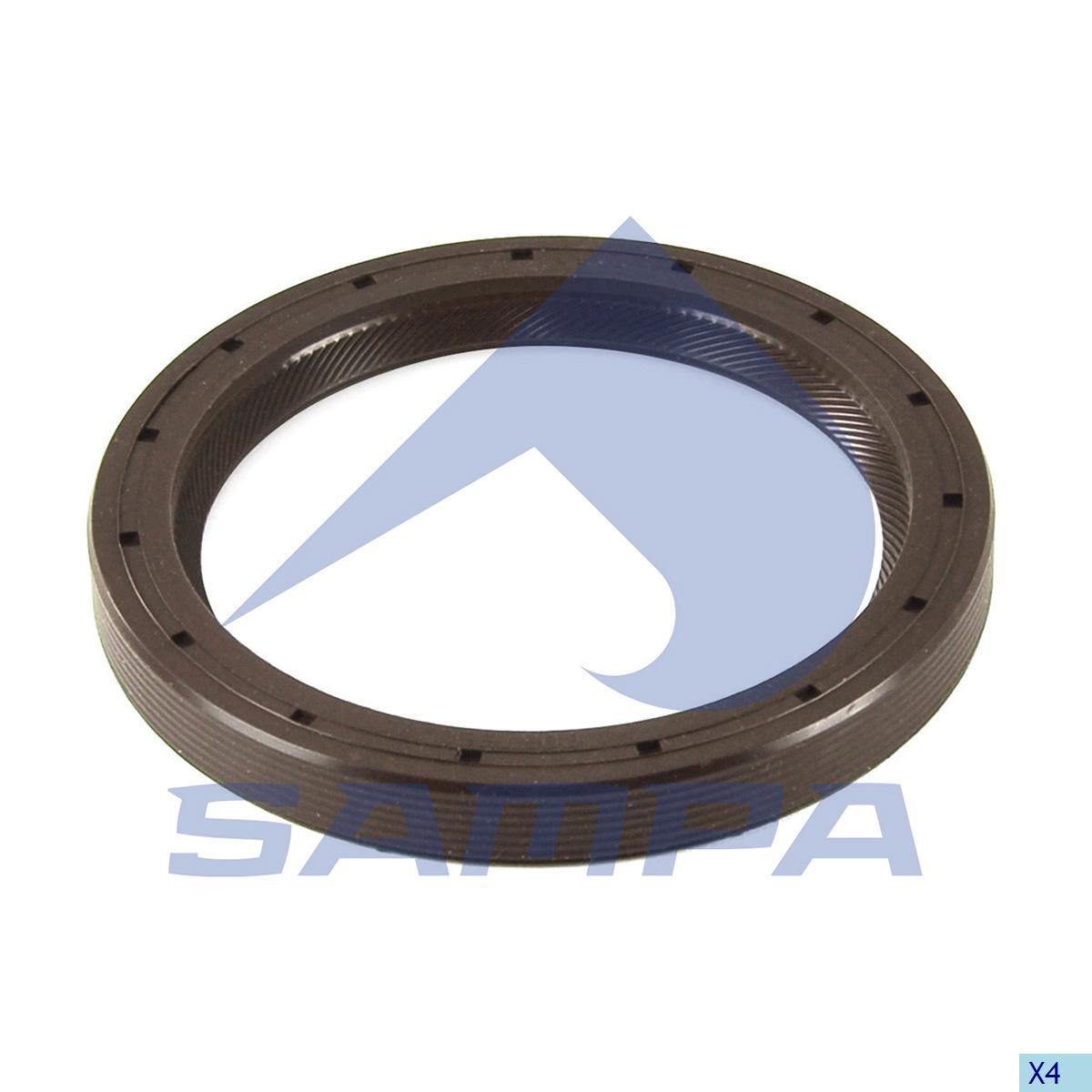 Seal Ring, Gear Box Housing, Daf, Gear Box