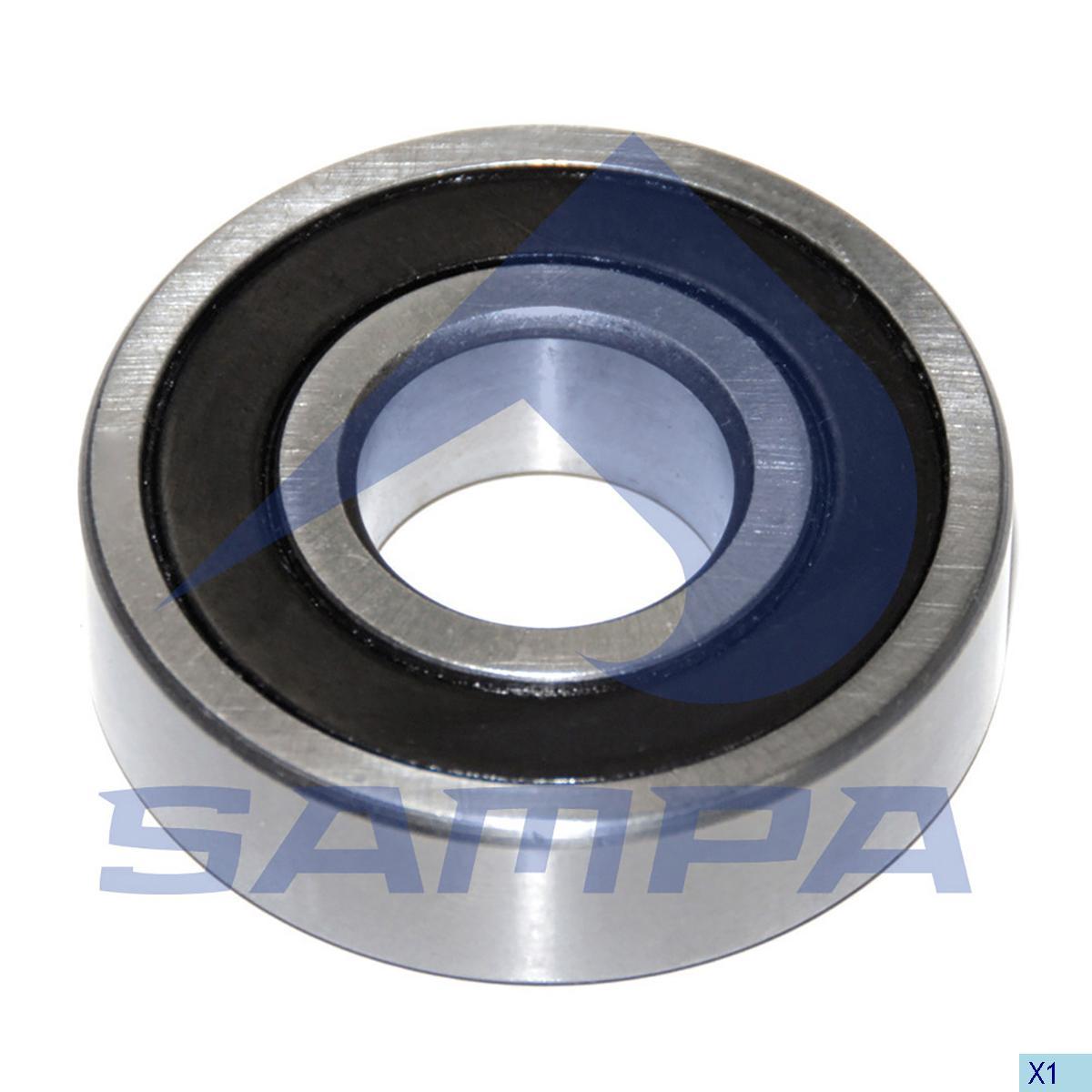 Bearing, Flywheel, Man, Engine