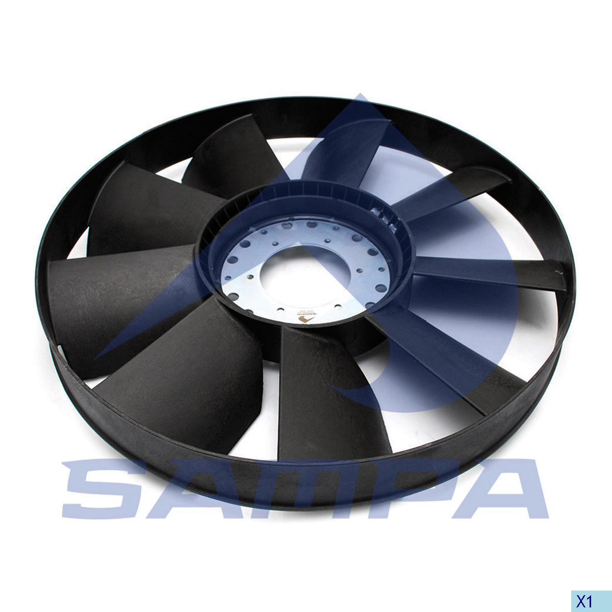 Blade, Fan, Man, Engine