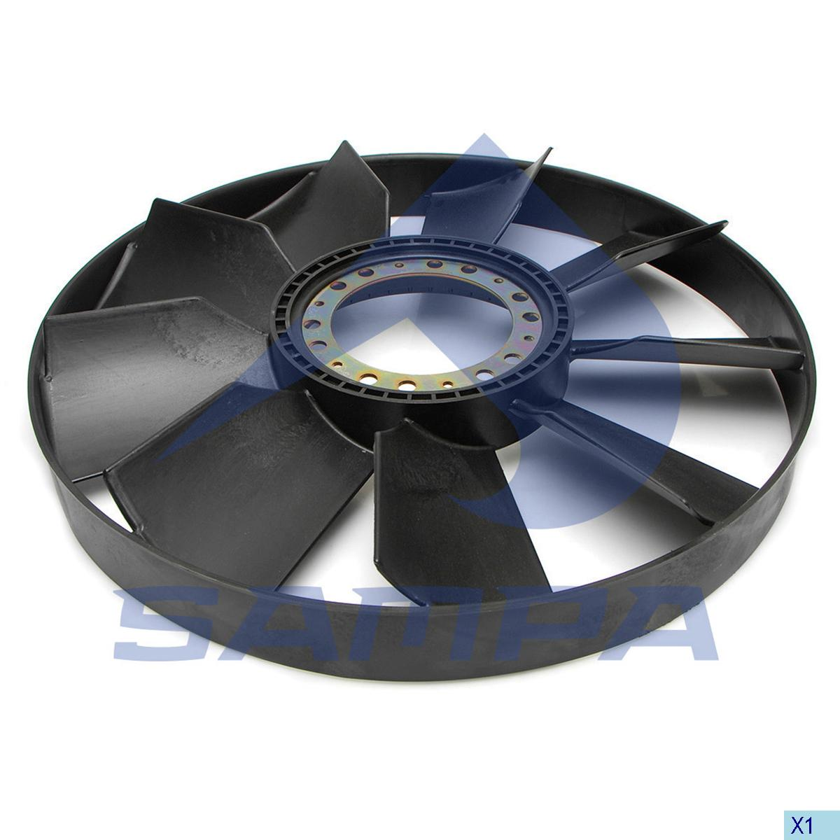 Blade, Fan, Man, Engine