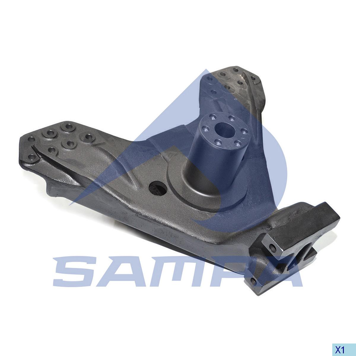 Bogie Bracket, Bogie Suspension, Man, Suspension