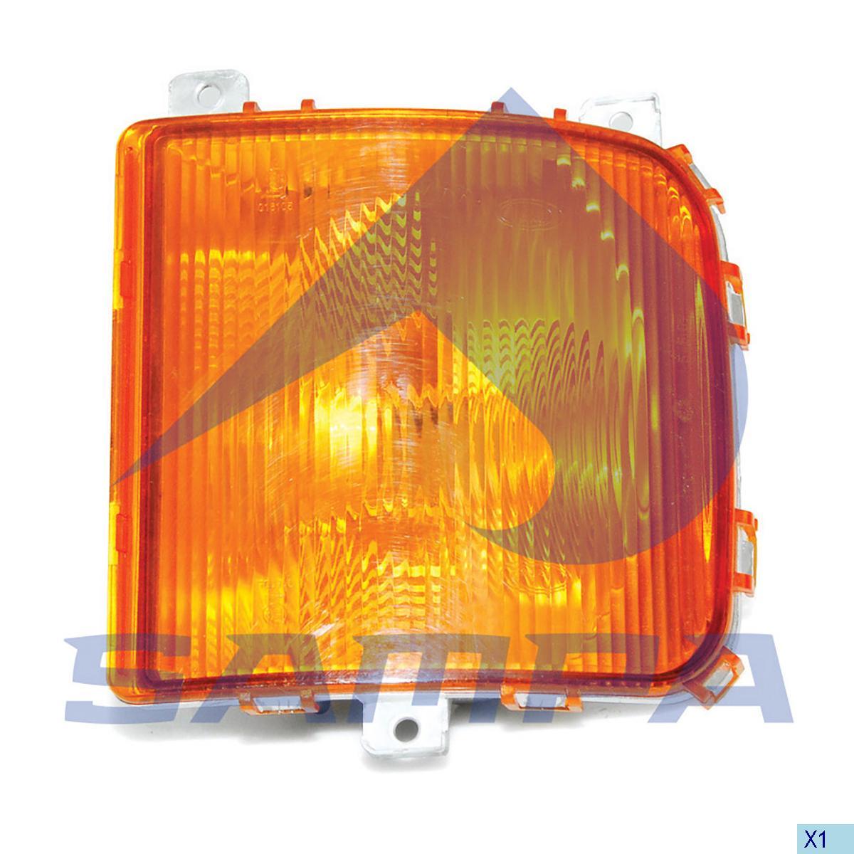 Signal Lamp, Man, Electric System