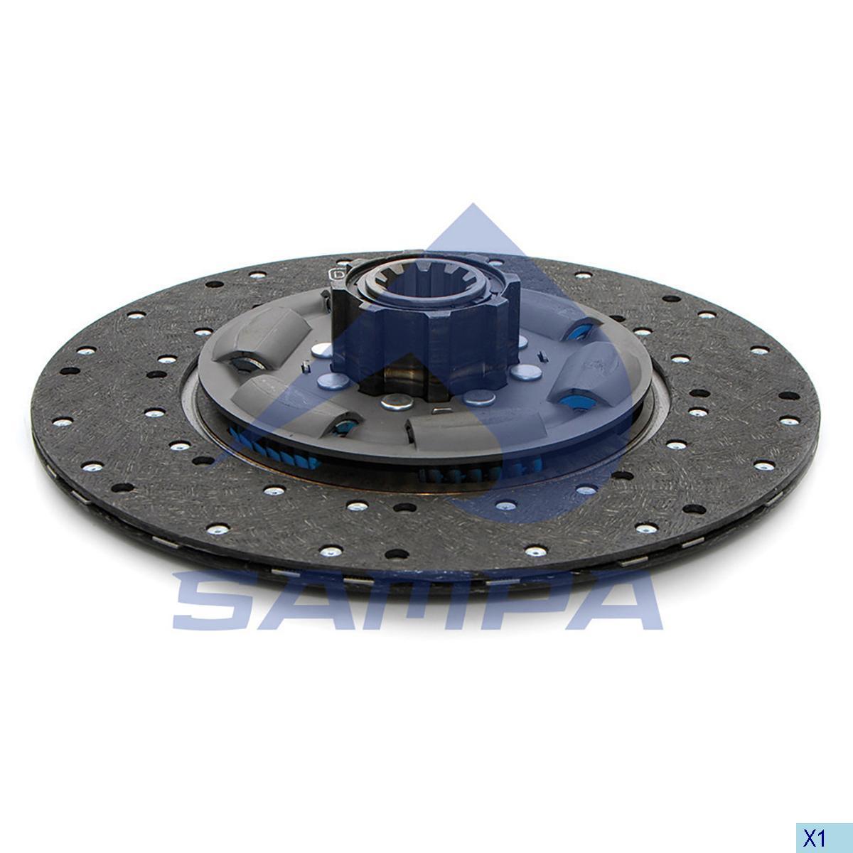 Clutch Disc, Man, Clutch