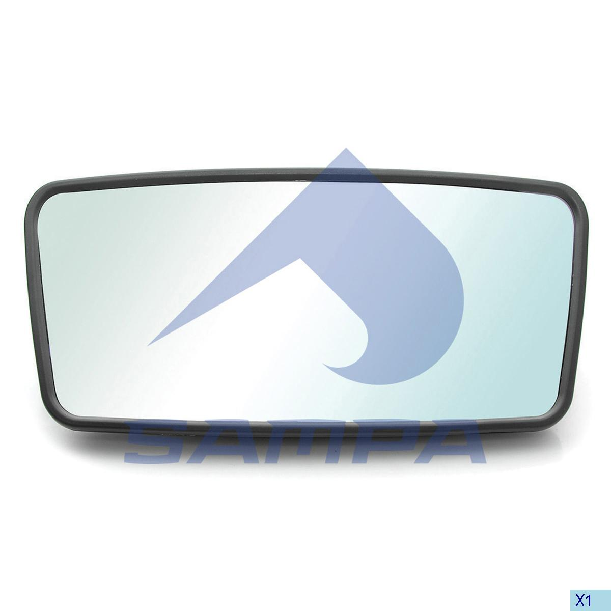 Mirror, Man, Cab