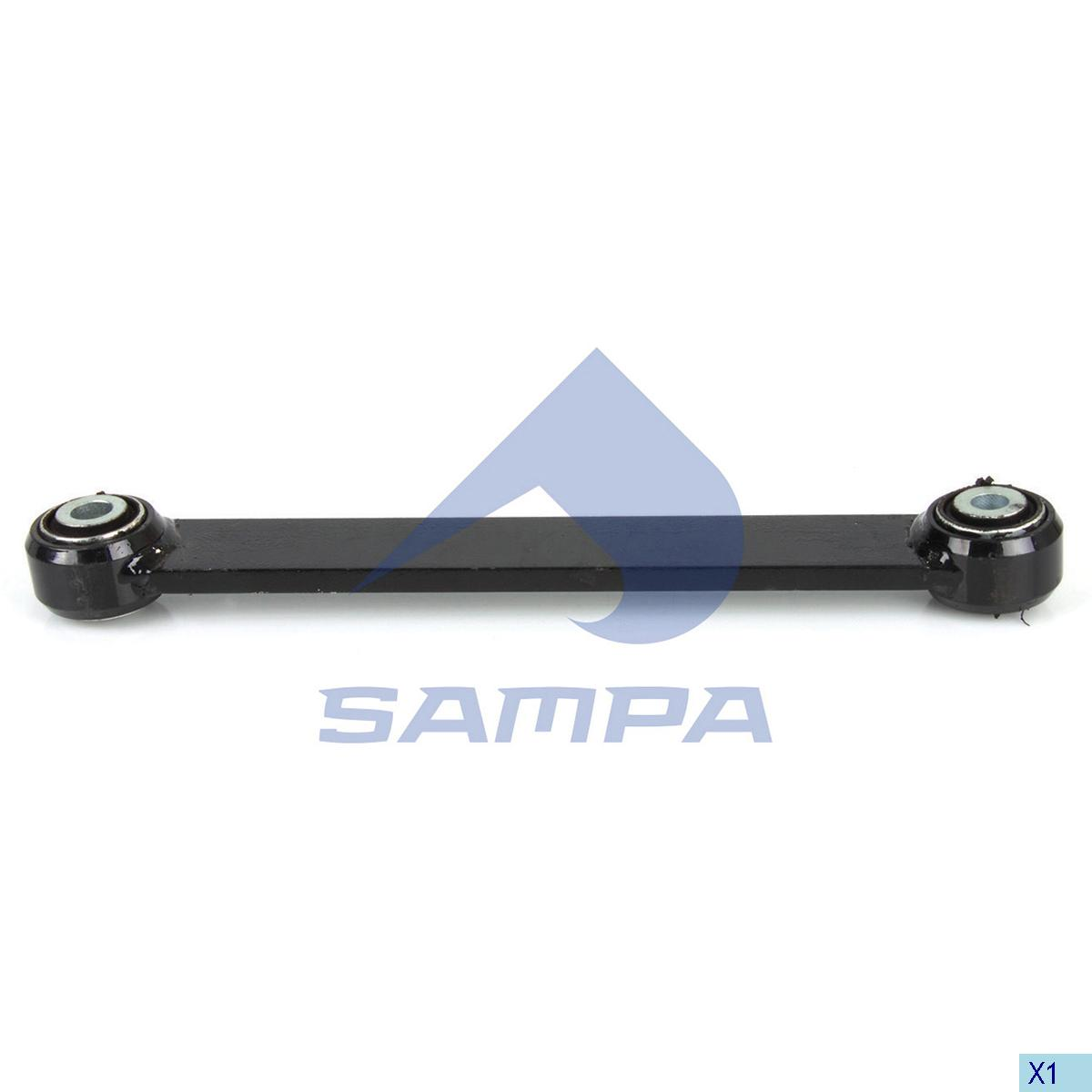 Link, Stabilizer Bar, Man, Suspension