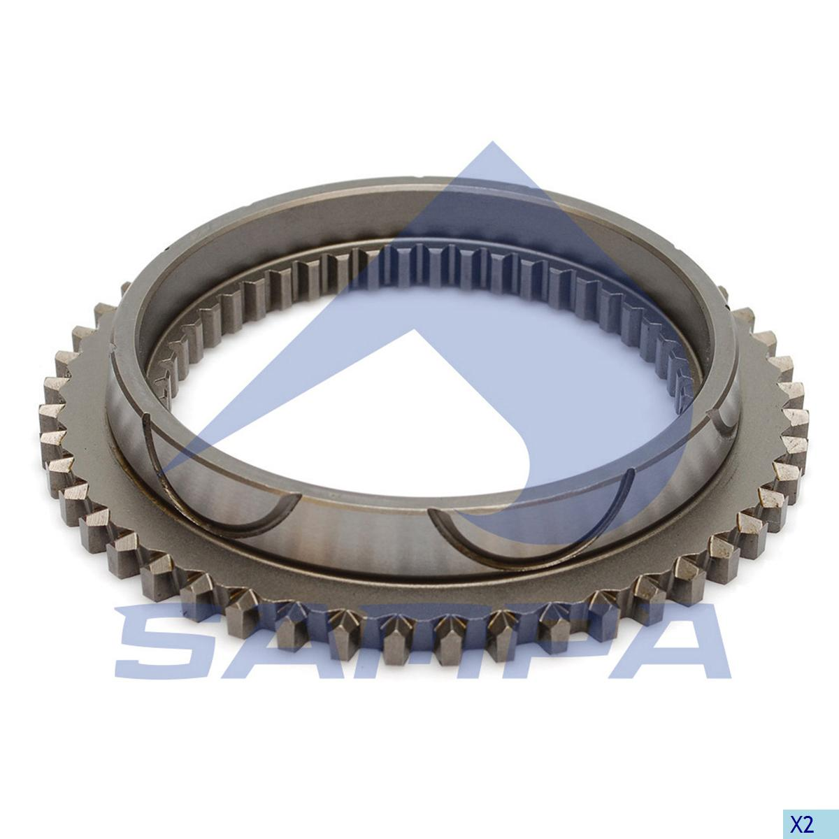 Synchronizing Cone, Input Shaft, Man, Gear Box
