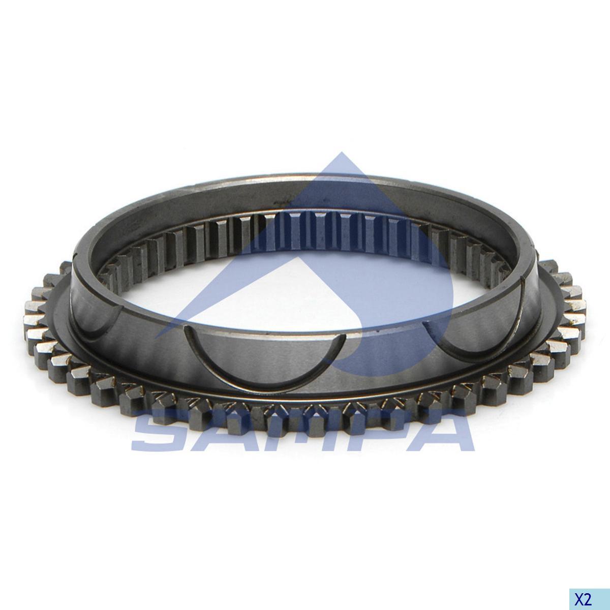Synchronizing Cone, Main Shaft, Man, Gear Box