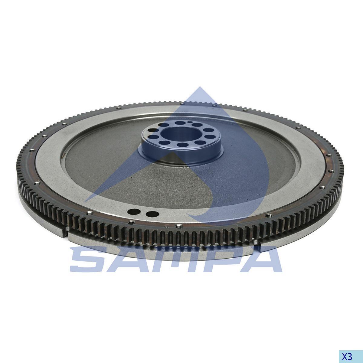 Flywheel, Man, Engine