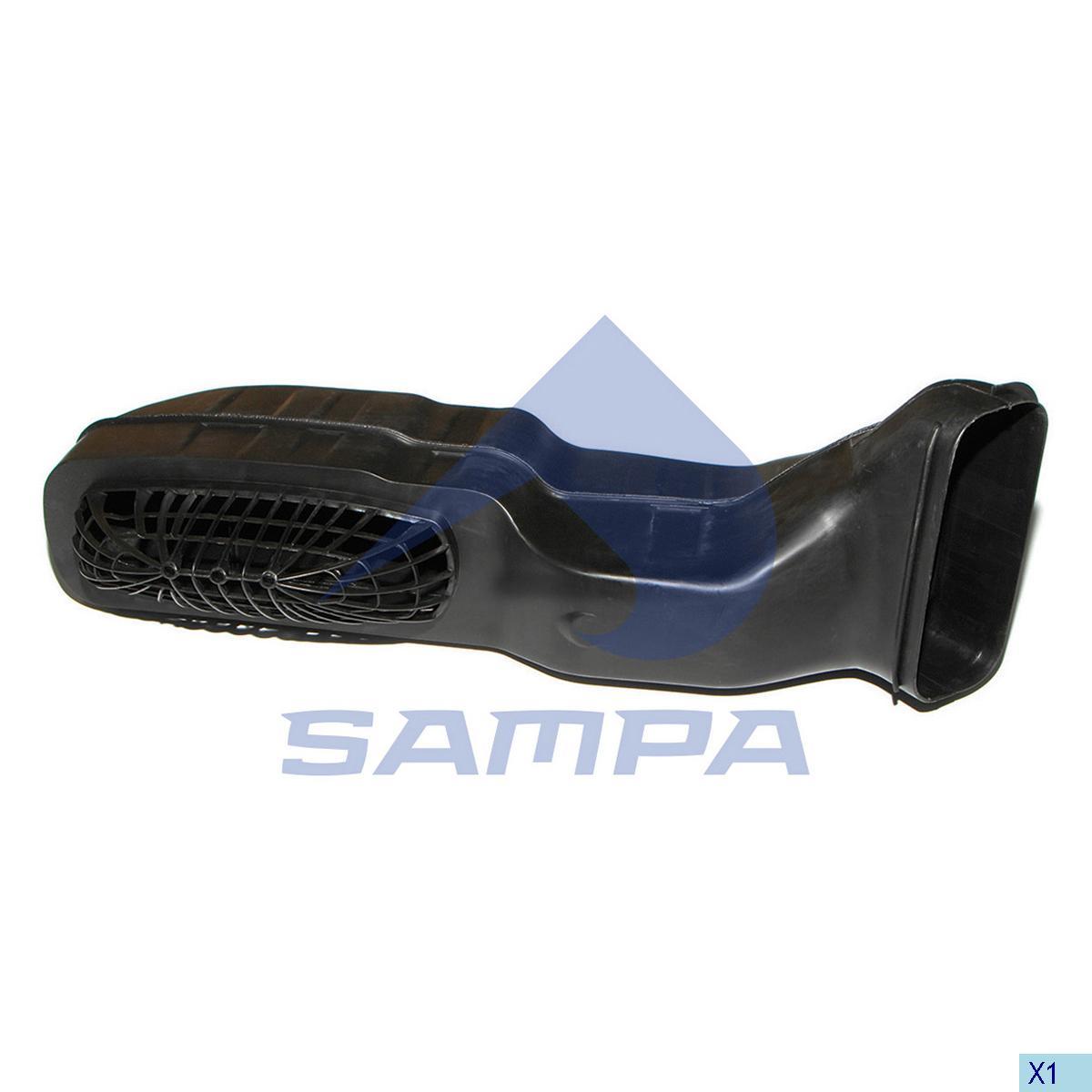 Air Duct, Air Filter, Man, Engine