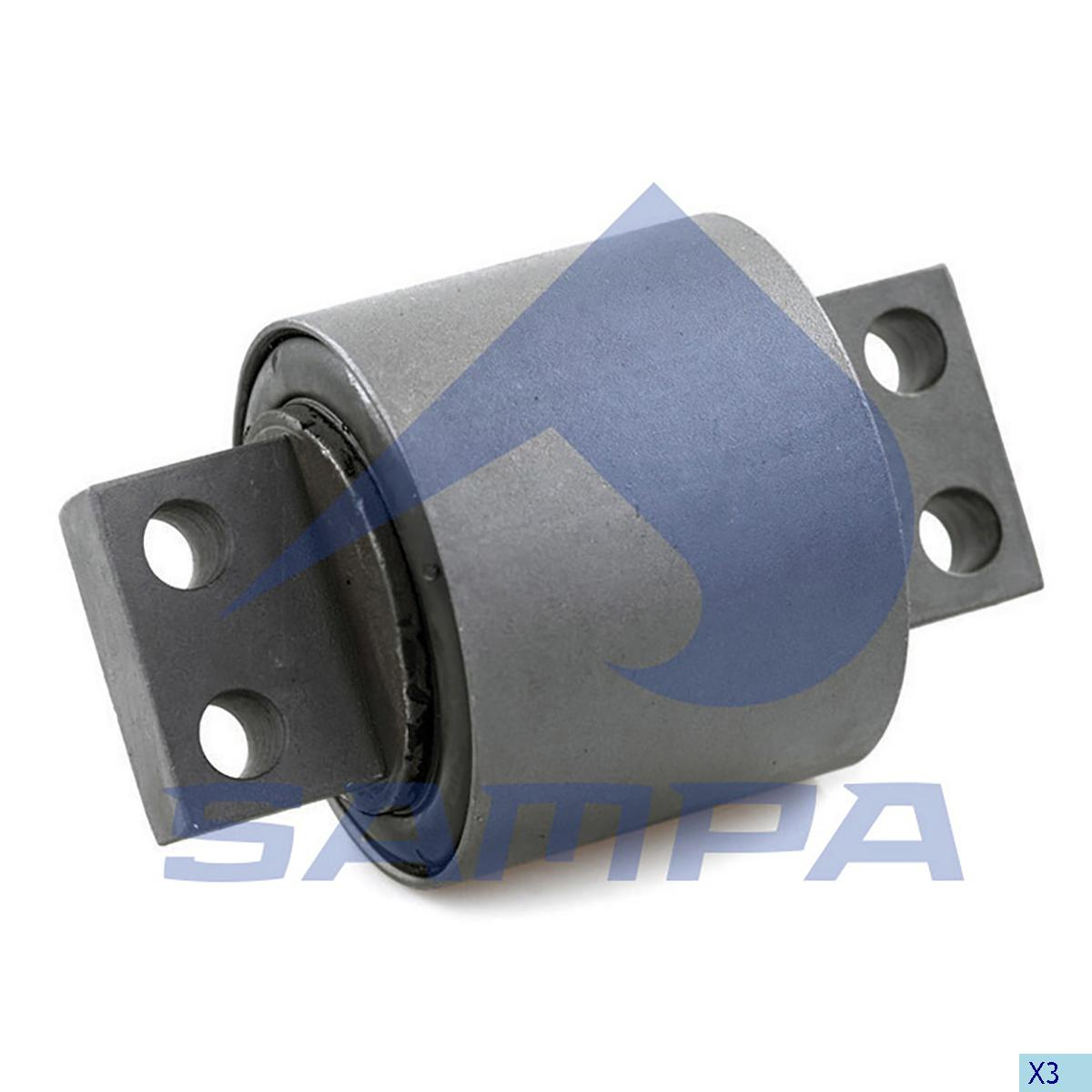 Silent Block, Axle Rod, Volvo, Suspension