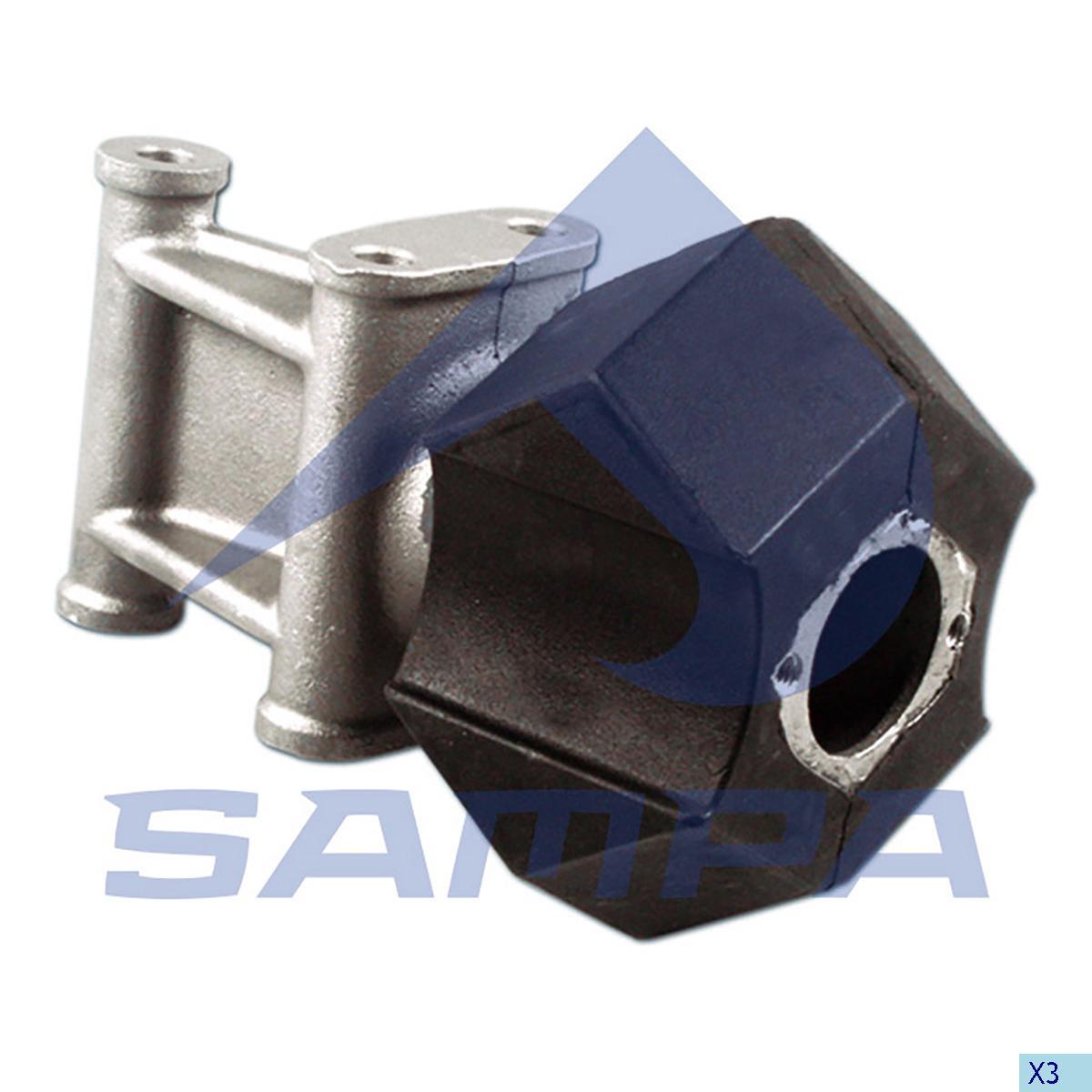 Mounting, Engine, Volvo, Engine