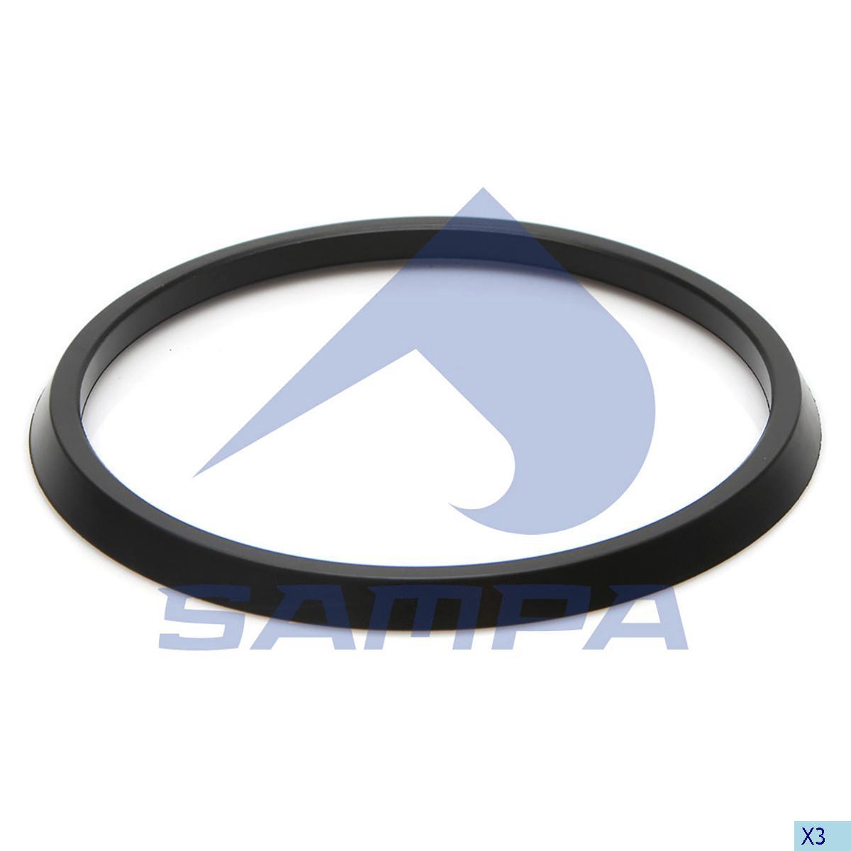 Seal Ring, Bogie Suspension, Ror-Meritor, Suspension