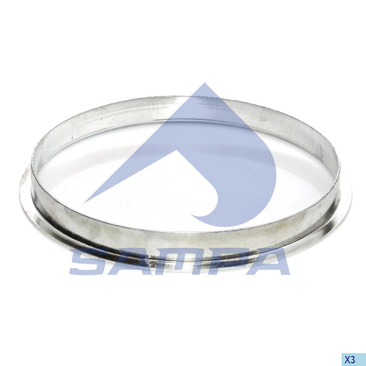 Wear Ring, Bogie Suspension, Ror-Meritor, Suspension