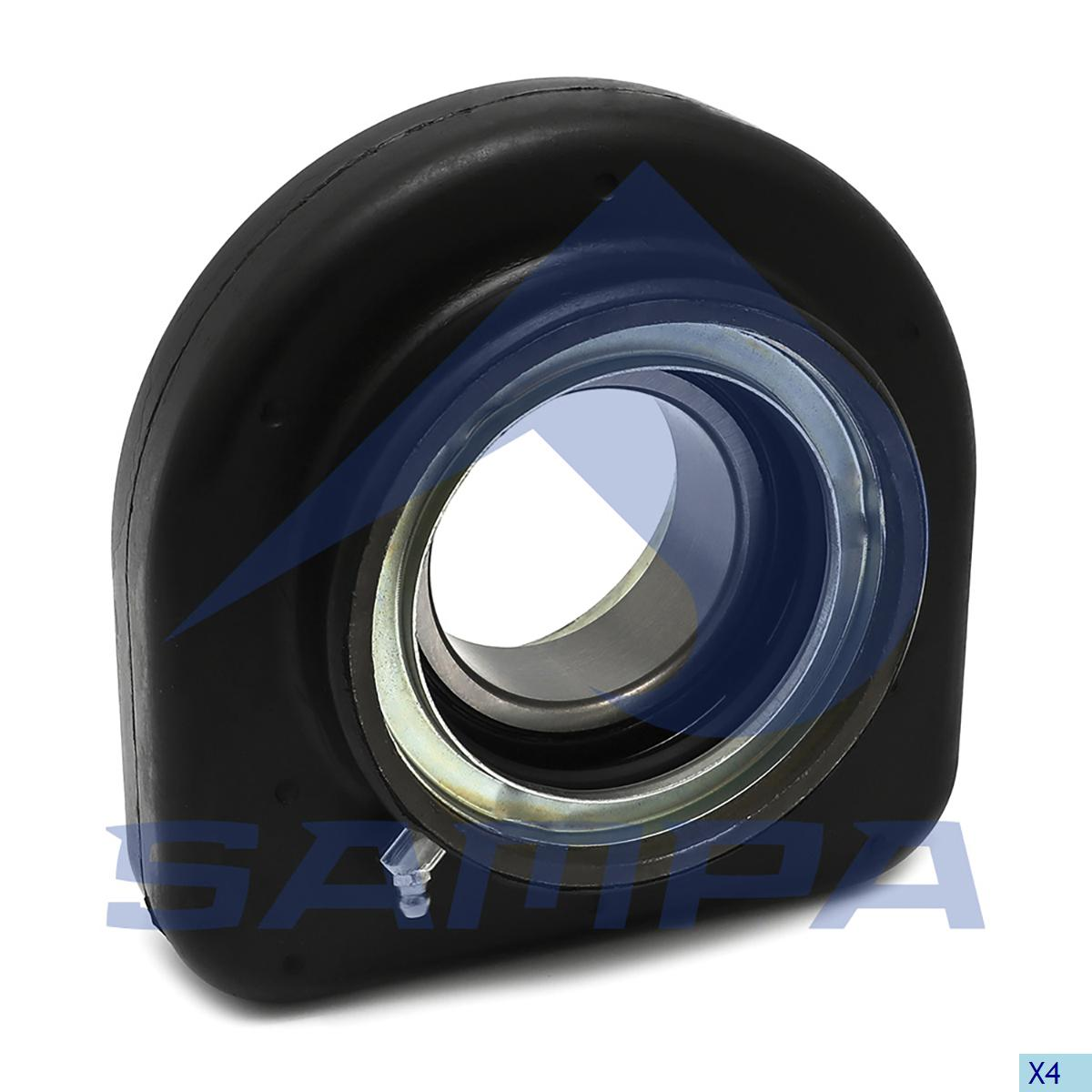 Propeller Shaft Bearing, Volvo, Propeller Shaft