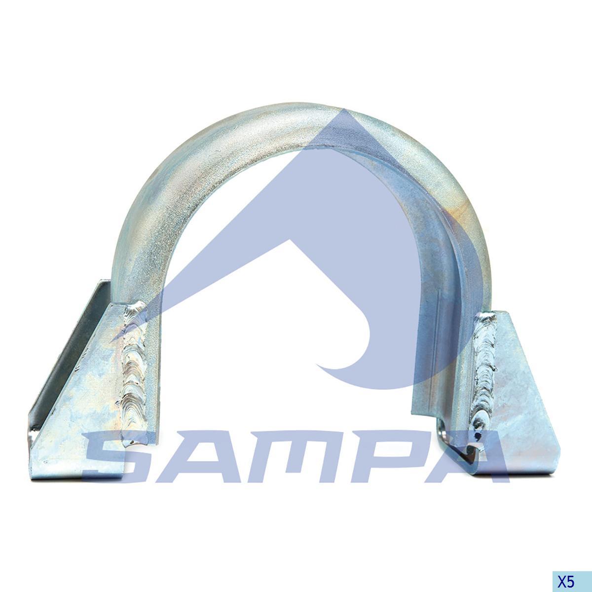 Bracket, Propeller Shaft Bearing, Volvo, Propeller Shaft