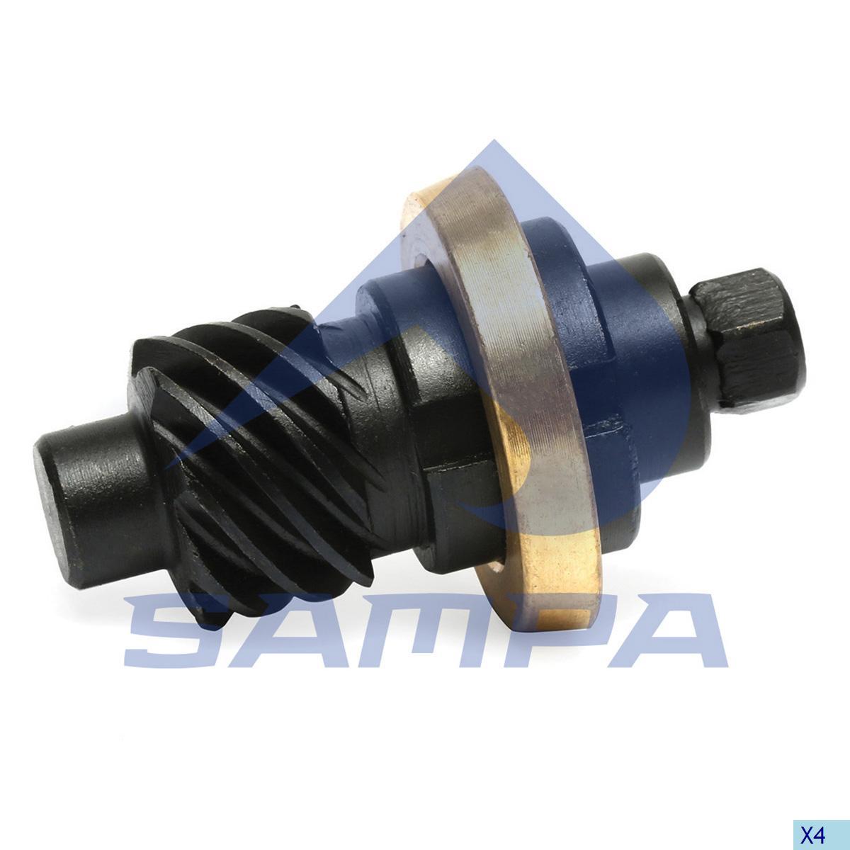Adjusting Device, Brake Adjuster, Brake