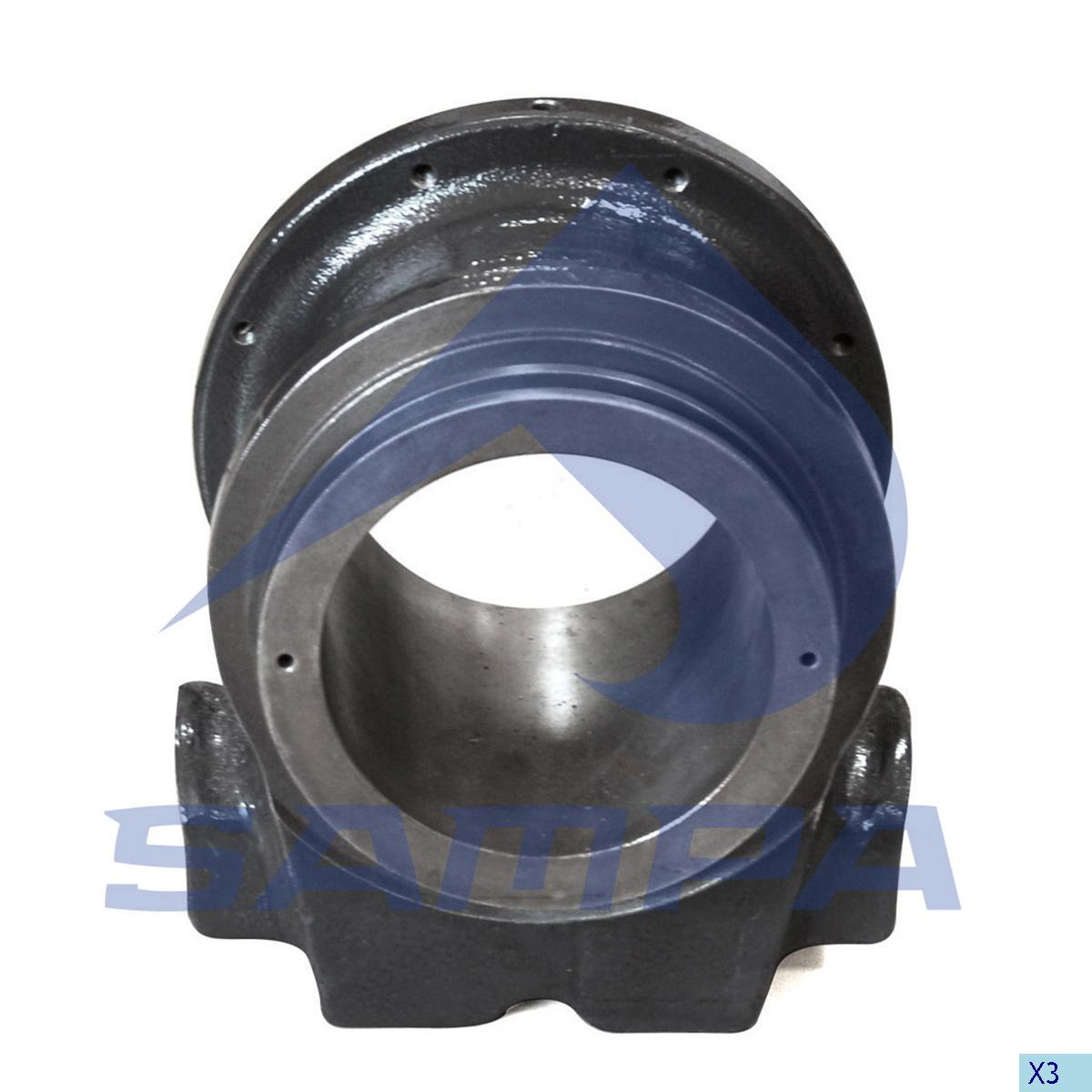 Bogie Bearing, Volvo, Suspension
