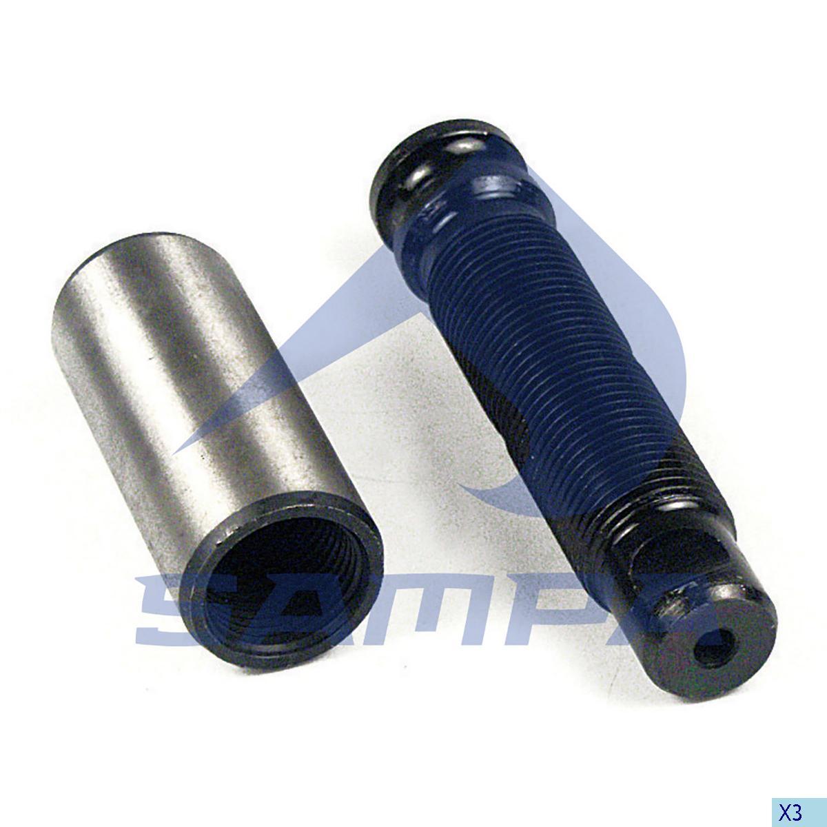 Repair Kit, Spring, Volvo, Suspension