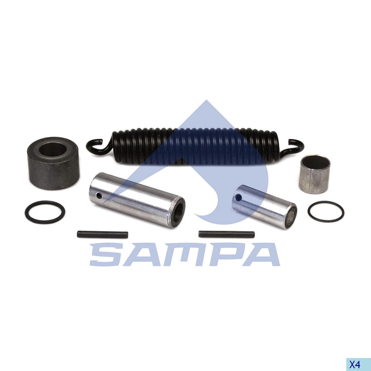 Repair Kit, Brake Shoe, Volvo, Brake