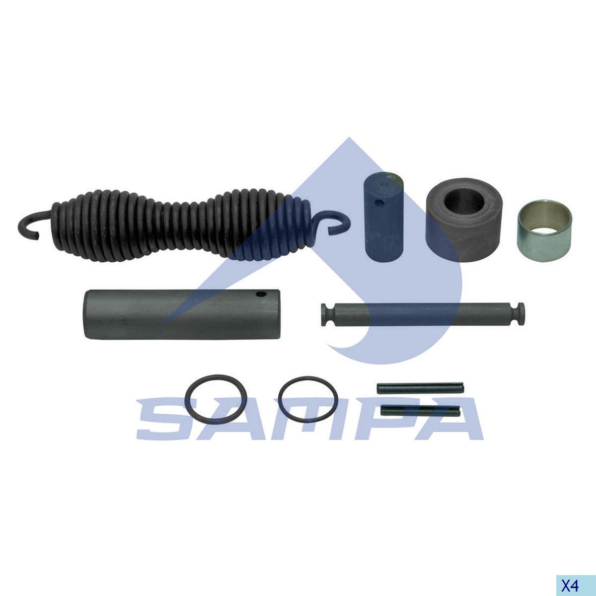 Repair Kit, Brake Shoe, Volvo, Brake