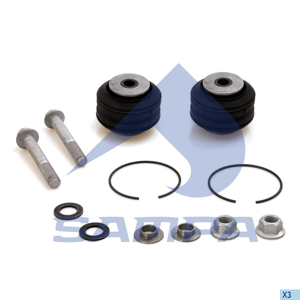 Repair Kit, Cab, Volvo, Cab