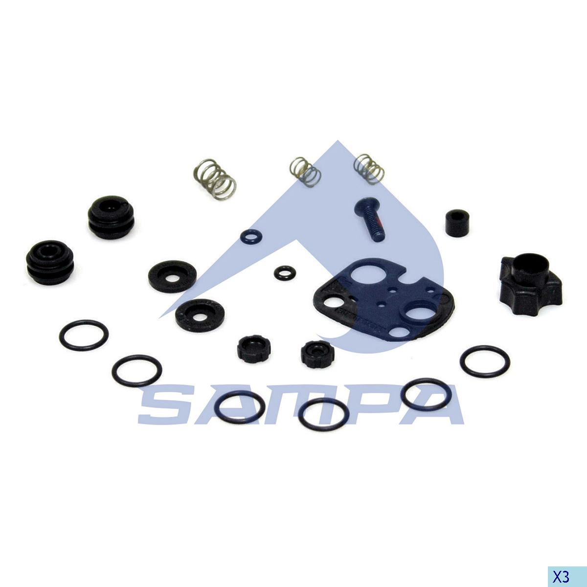 Repair Kit, Gear Shift, Daf, Gear Box